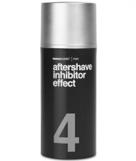 4. after shave inhibitor effect