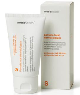 complete dermatological sun block