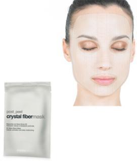 Post_peel crystal fiber mask